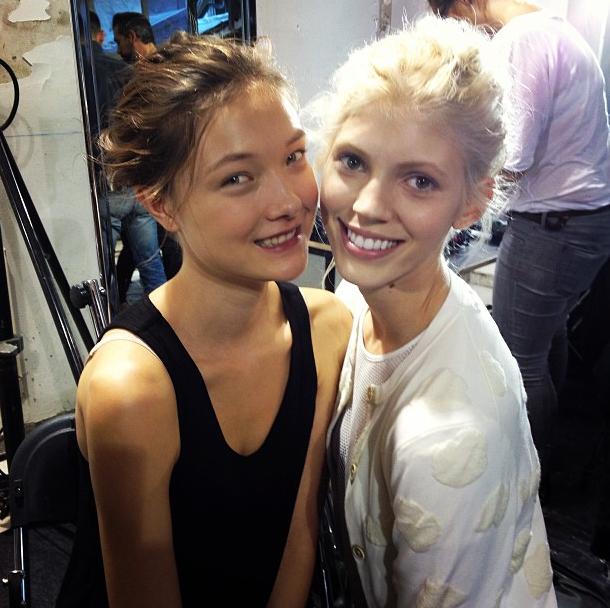Прямой репортаж  с Paris Fashion Week:  День 1. Изображение № 15.