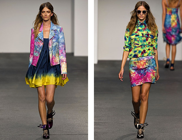 Неделя моды в Лондоне: Показы Issa, Holly Fulton, House of Holland, John Rocha и Moschino. Изображение № 22.