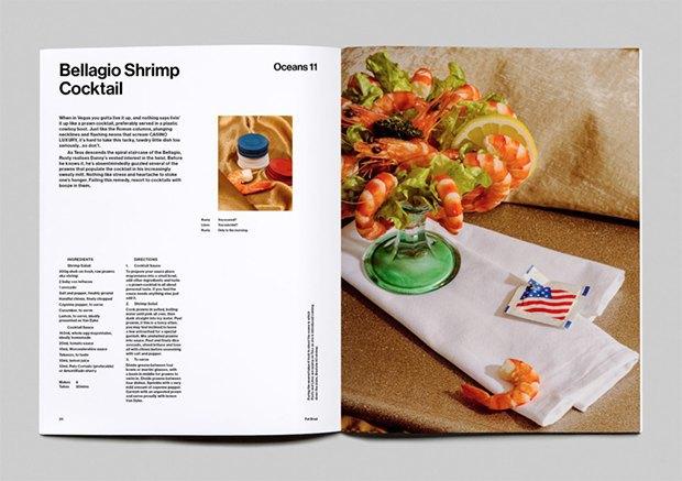 Кулинарная книга по фильмам с Брэдом Питтом. Изображение № 1.