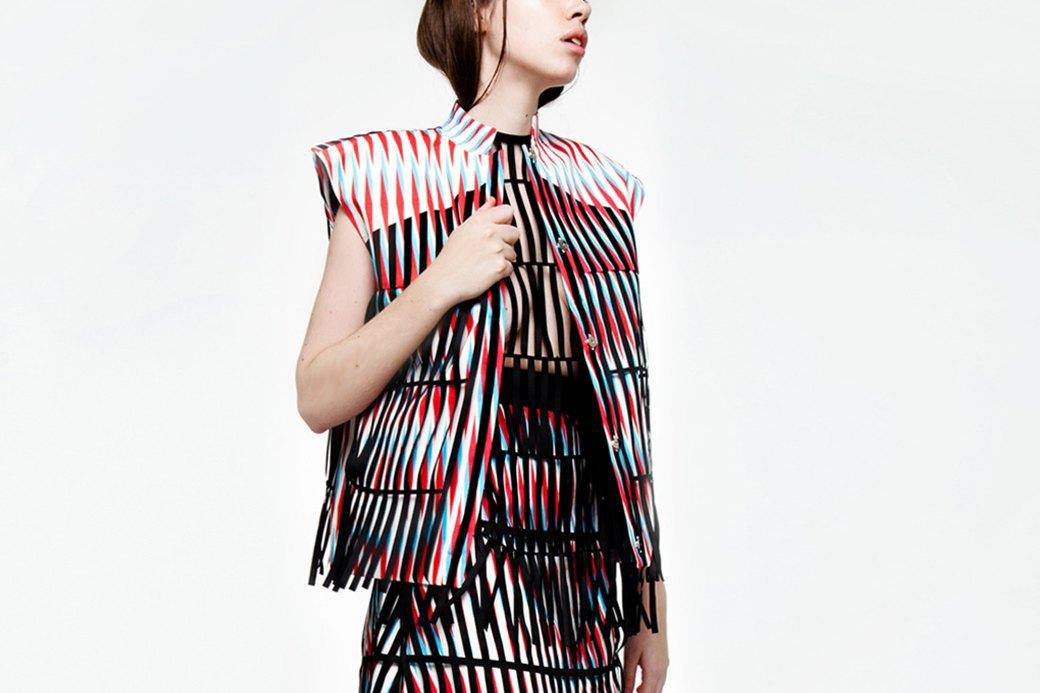 Alisa Kuzembaeva: Одежда будущего из Москвы. Изображение № 2.