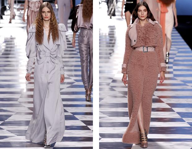 Парижская неделя моды: показы Haider Ackermann, Viktor&Rolf, Vivienne Westwood, Junya Watanabe и CDG. Изображение № 24.
