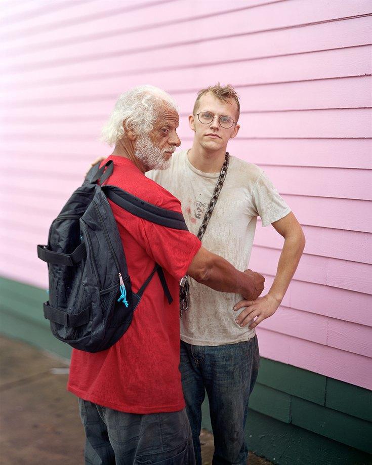 Хьюит и Райан, Новый Орлеан, Луизиана, 2012. Изображение № 21.