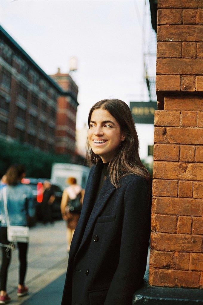 Леандра Медин провела экскурсию по Нью-Йорку  в фильме Mango. Изображение № 11.
