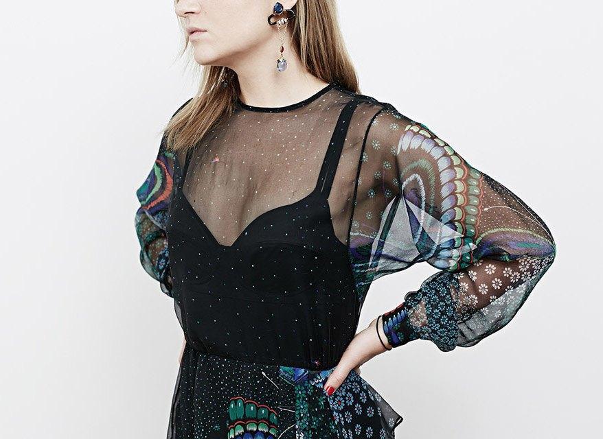 Лена Камай,  байер  Oldich Dress & Drink. Изображение № 34.