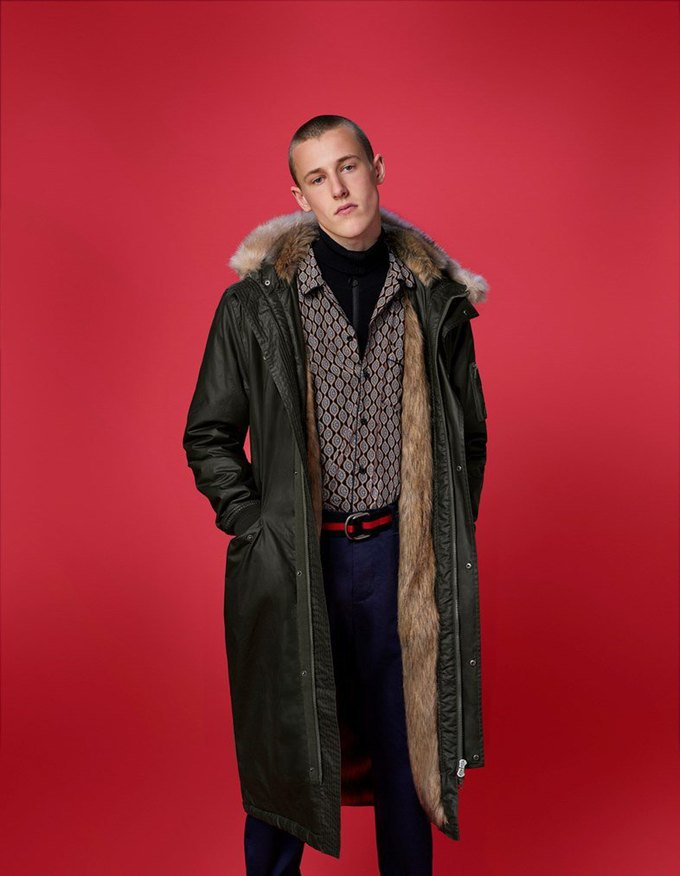 Гоша Рубчинский снял рекламную кампанию Topman. Изображение № 2.