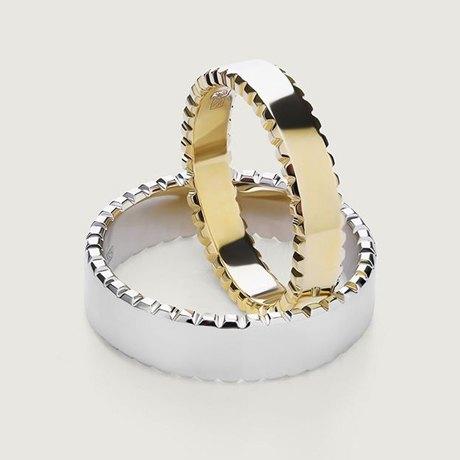 Ответственное решение: Где заказать современные обручальные кольца. Изображение № 3.