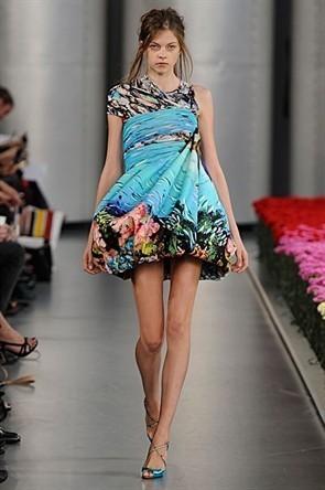 London Fashion Week: Christopher Kane и Mary Katrantzou. Изображение № 20.