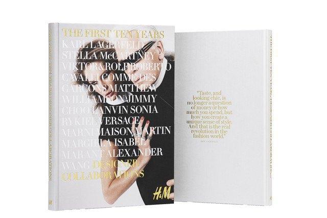 H&M выпустят книгу в честь десятилетия коллабораций . Изображение № 1.