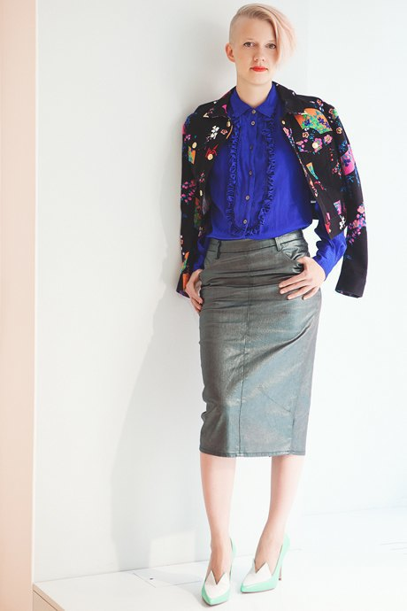 Фэшн-дизайнер Енни Алава  о любимых нарядах. Изображение № 23.