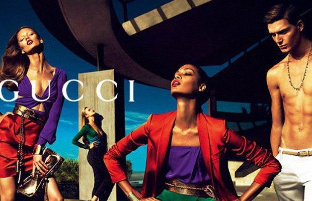 Рекламная кампания Gucci весна-лето — 2011. Изображение № 40.