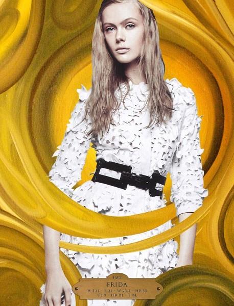 Композитки пяти модельных агентств к Нью-Йоркской неделе моды. Изображение № 105.