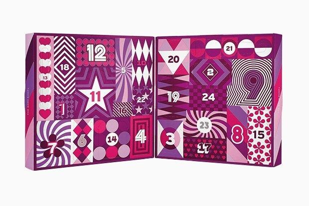 Зима близко: Самые красивые адвент-календари с косметикой. Изображение № 8.