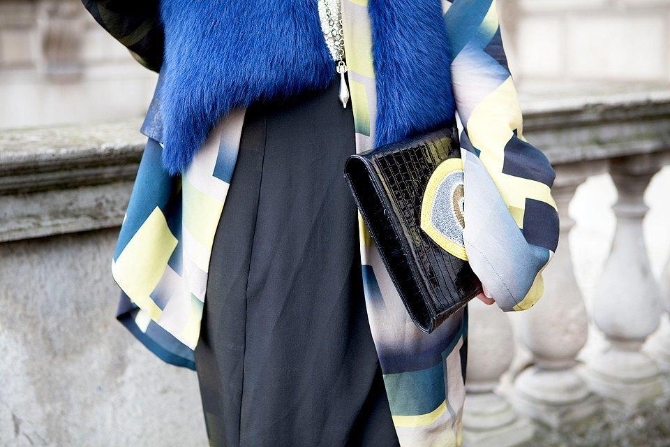 Стритстайл:  Что носят гости London Fashion Week. Изображение № 19.