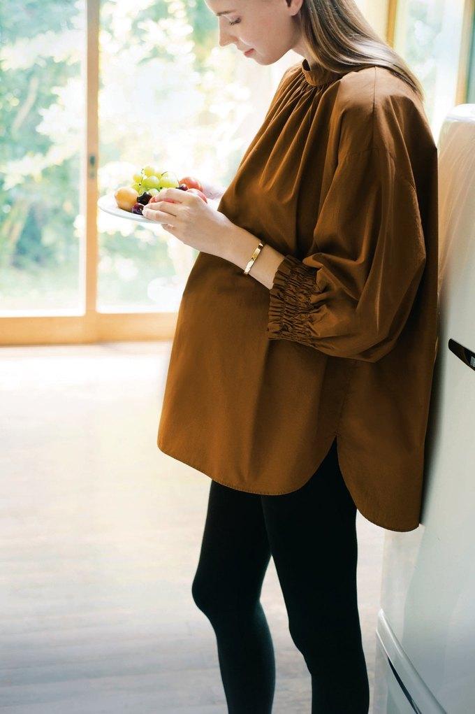Uniqlo выпустили коллекцию одежды  для беременных. Изображение № 1.