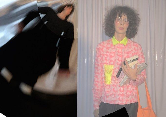 Металлик и питон в новом лукбуке LOH apparel. Изображение № 14.