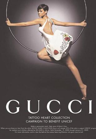 Кампания Gucci для UNICEF с Рианной. Изображение № 140.