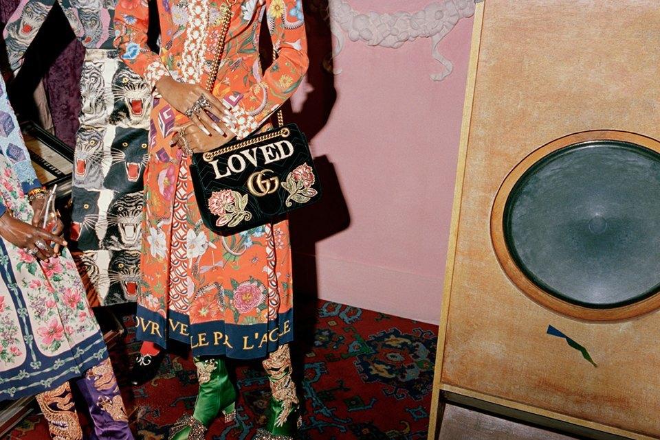 Танцуют все: Кампания Gucci, вдохновлённая 60-ми. Изображение № 7.