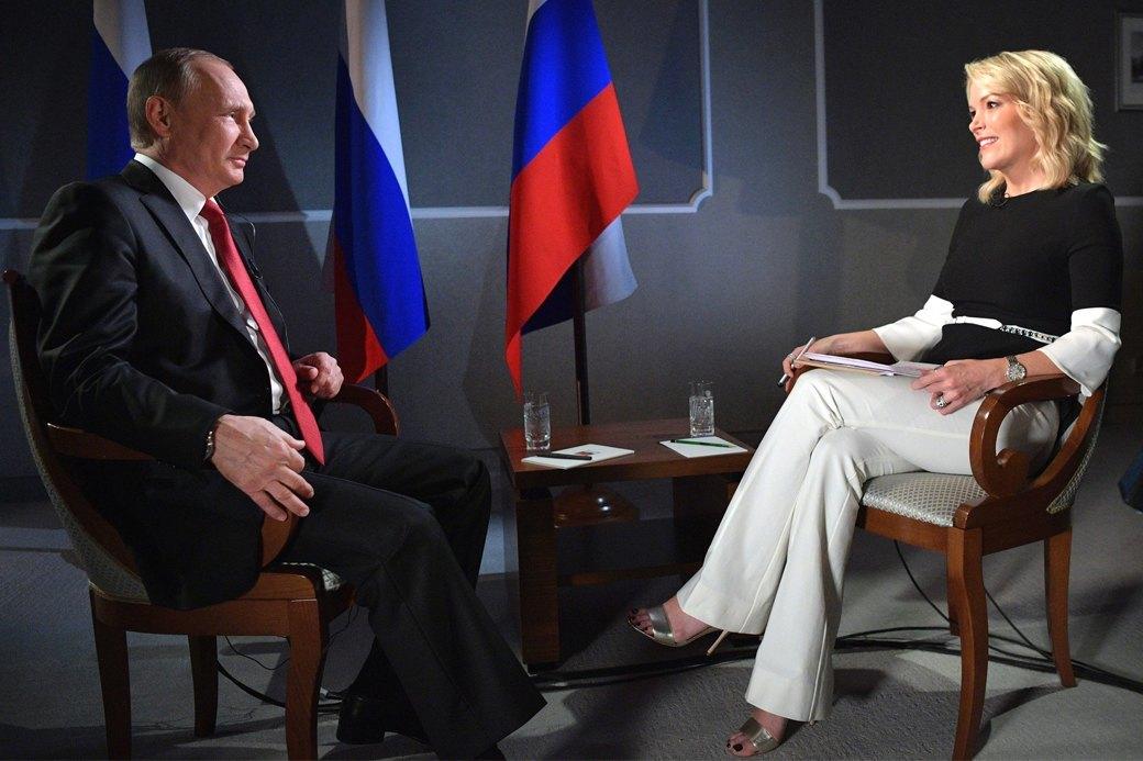 Интервьюер Путина: Что мы знаем о журналистке Мегин Келли. Изображение № 1.