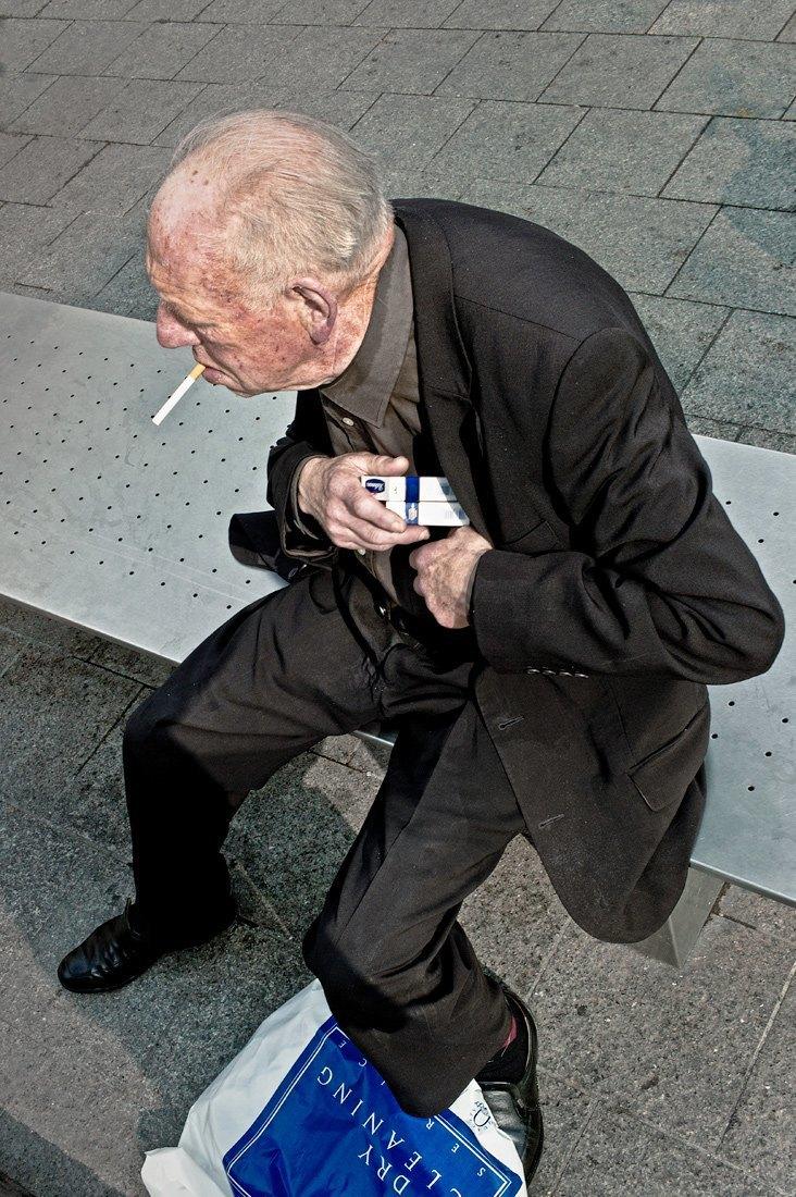 «Проект Я»:  Безвестные  пожилые горожане. Изображение № 5.