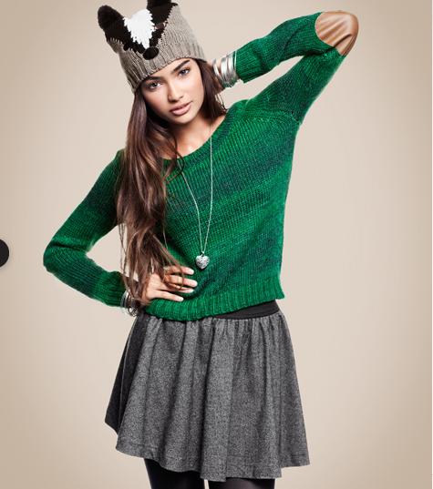 Новые лица: Келли Гейл, модель. Изображение № 35.