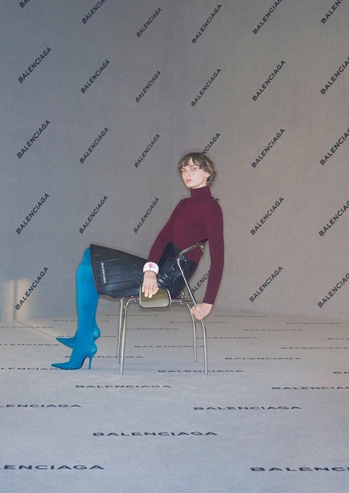 Balenciaga опубликовали «небрежную» рекламную кампанию. Изображение № 2.