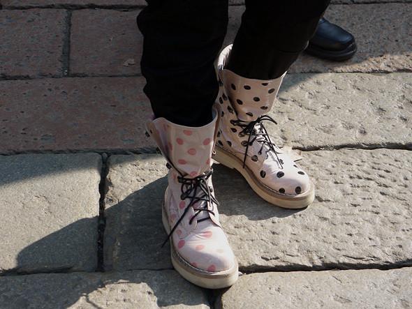 Изображение 13. Детали: Milan Fashion Week.. Изображение № 13.