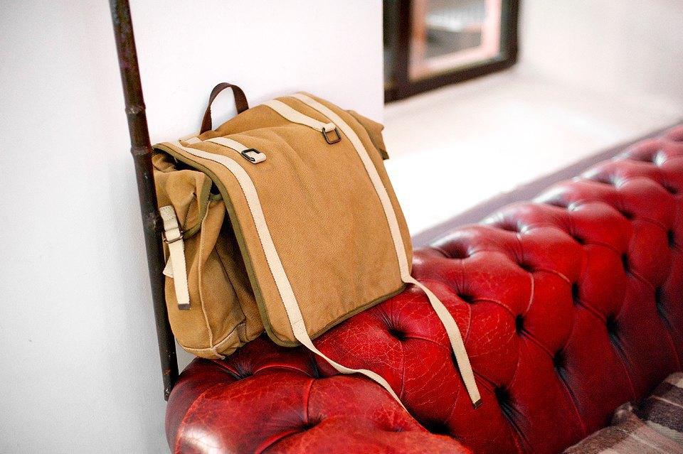 Большой рюкзак для больших дел. Изображение № 19.