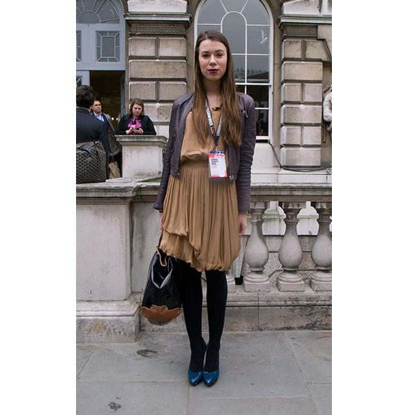 London Fashion Week: день первый — луки. Изображение № 16.