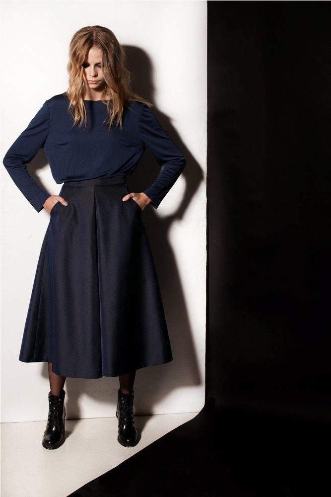 Платья и юбки в бельевом стиле в лукбуке Daria Bardeeva . Изображение № 4.