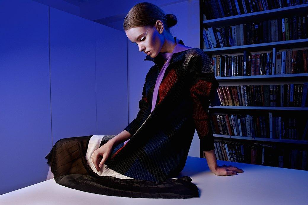 Ревизия: Одежда, вдохновленная искусством. Изображение № 4.