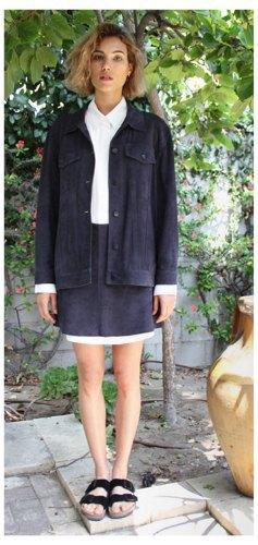 Агнесс Дейн представила дебютную коллекцию своего бренда Title A. Изображение № 4.