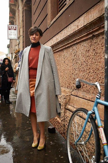 Стритстайл: Неделя моды в Милане,  часть II. Изображение № 13.