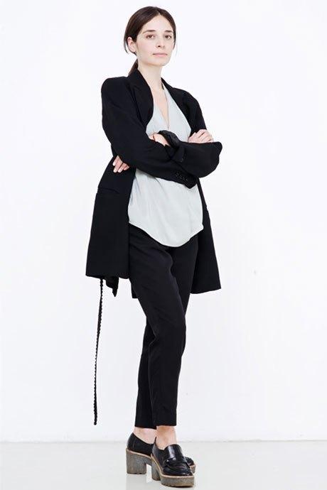 Редактор моды Glamour Лилит Рашоян о любимых нарядах. Изображение № 13.