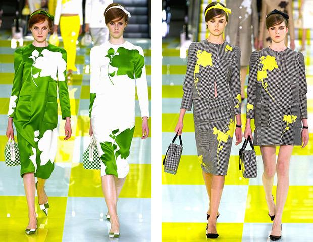 Парижская неделя моды: Показы Louis Vuitton, Miu Miu, Elie Saab. Изображение № 1.