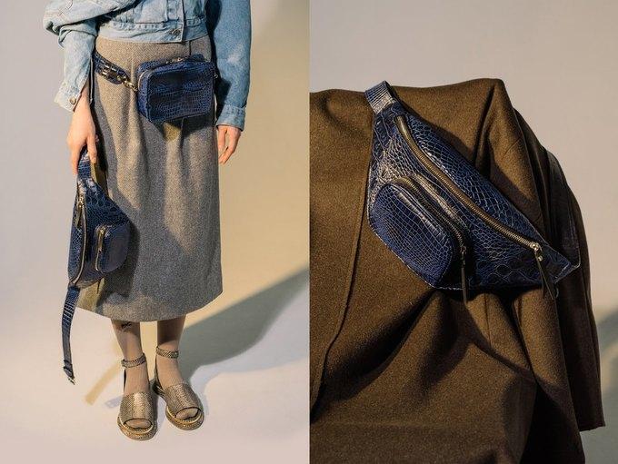 IMAKEBAGS показали новую коллекцию лаконичных сумок. Изображение № 2.