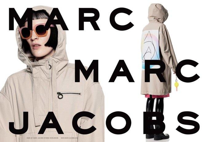 Marc by Marc Jacobs опять нашли моделей в соцсетях. Изображение № 7.