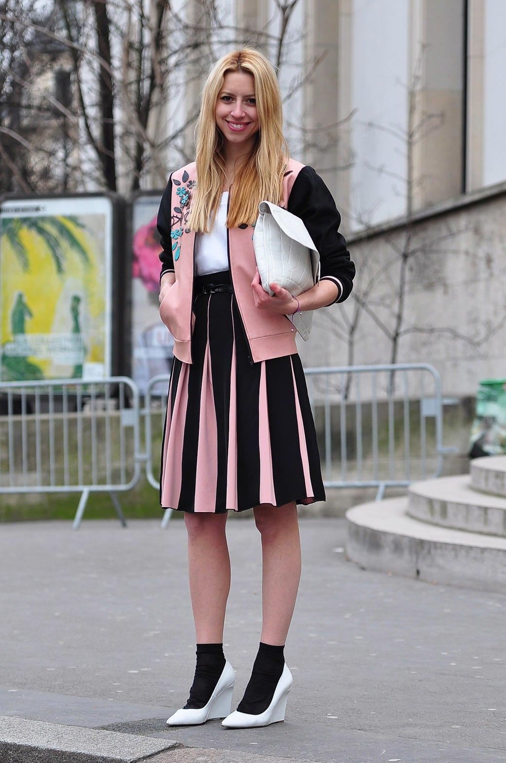 Гости Парижской недели моды FW13, часть 2. Изображение № 38.
