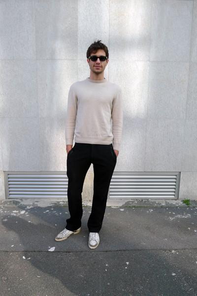 Изображение 19. Milan Fashion Week: день третий – луки.. Изображение № 2.