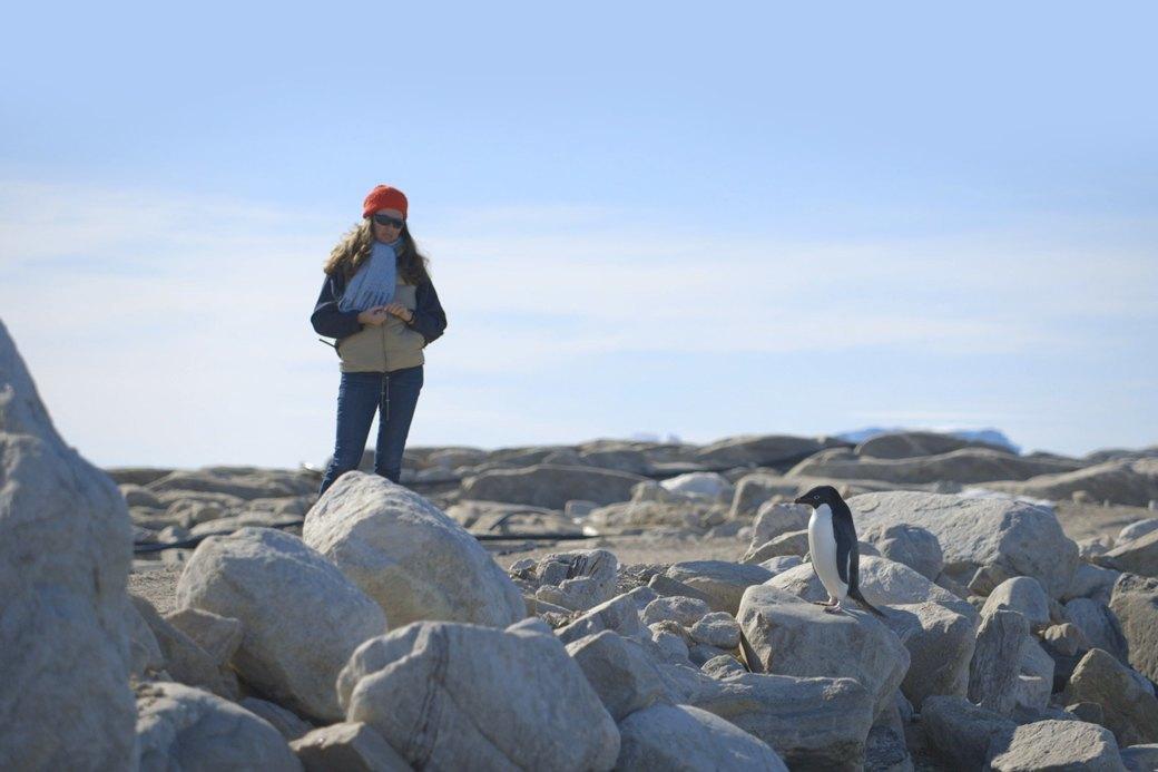 Дышать нечем:  Как я снимала кино в Антарктиде. Изображение № 2.
