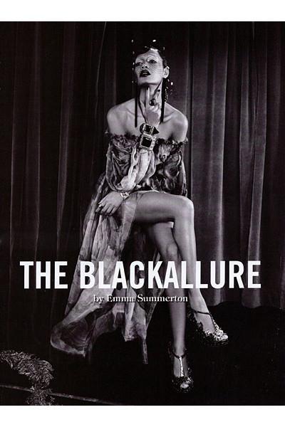 Тёмные силы: 10 чернокожих моделей. Изображение № 75.