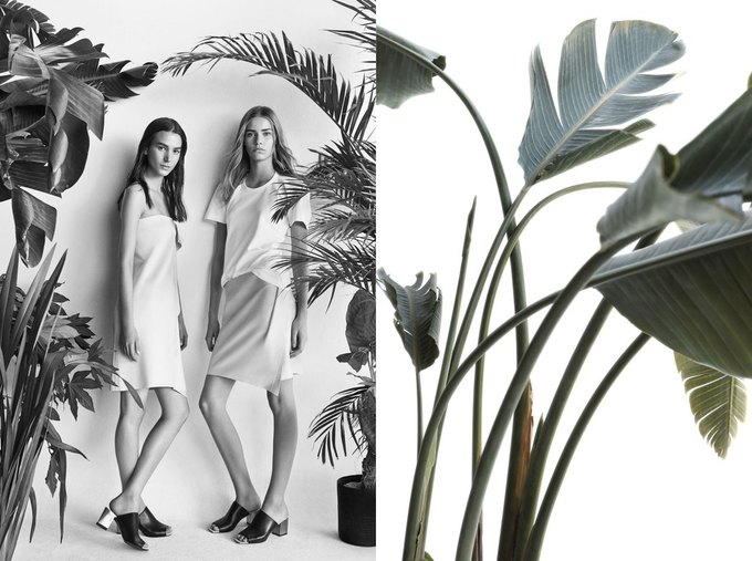 Патрик Демаршелье снял кампанию Zara. Изображение № 10.