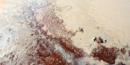 NASA опубликовало цветной ролик «посадки» New Horizons наПлутон
