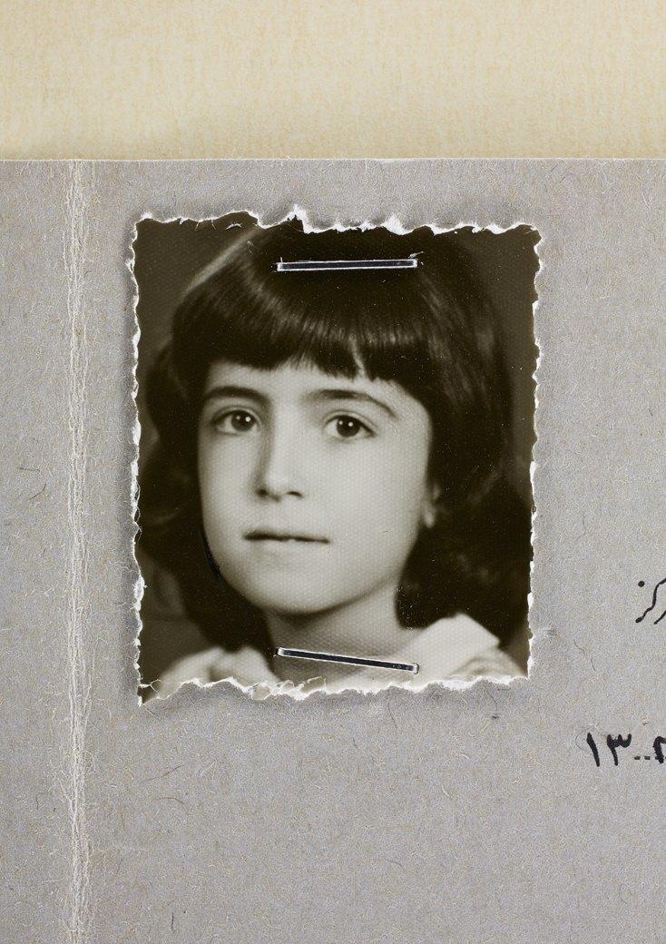 9 лет, сертификат об окончании третьего класса, Тегеран, 1966. Изображение № 12.