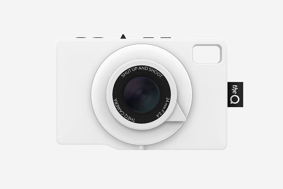 Самый красивый фотоаппарат для интернет-зависимых theQ . Изображение № 3.