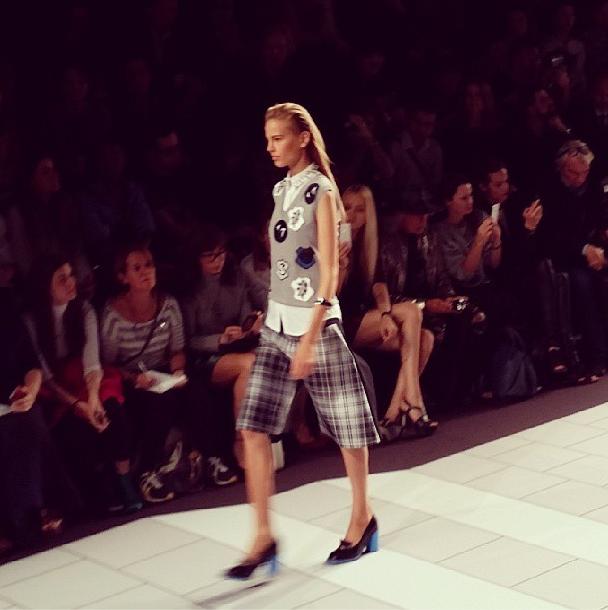 Прямой репортаж  с Paris Fashion Week:  День 5. Изображение № 41.