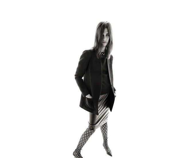 Опубликованы первые снимки коллекции Карин Ройтфельд для Uniqlo. Изображение № 3.