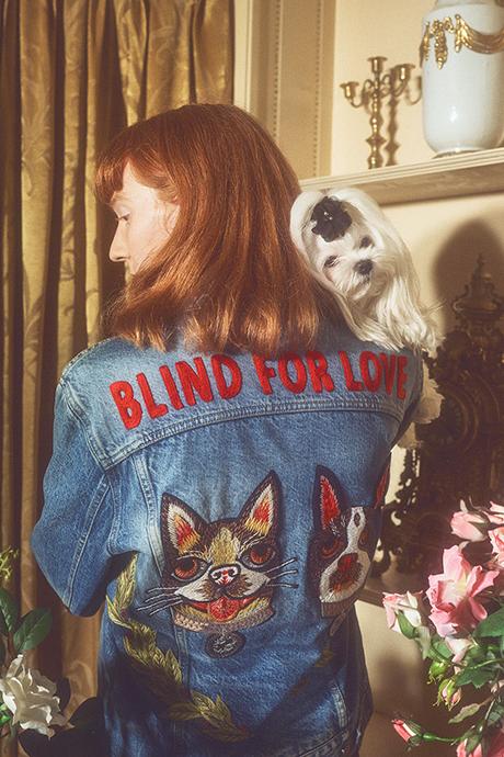 Новая кампания Gucci с умилительными псами. Изображение № 10.