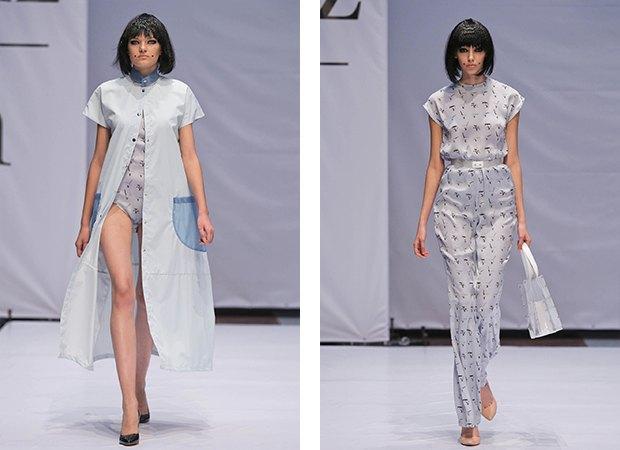 Kiev Fashion Days, часть II: Что показали украинские дизайнеры. Изображение № 3.