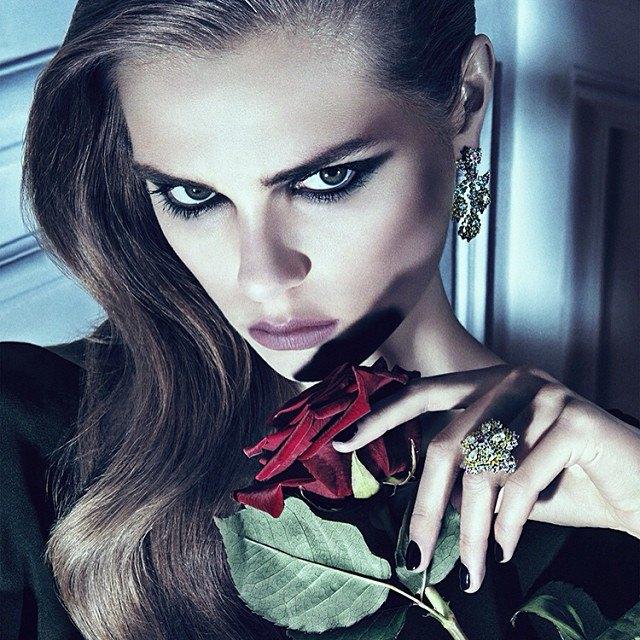 10 вдохновляющих  Instagram-аккаунтов про макияж. Изображение № 21.