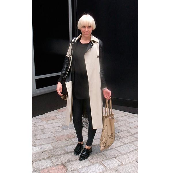 London Fashion Week: день первый — луки. Изображение № 7.